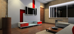 客厅电视背景墙风水禁忌有哪些?