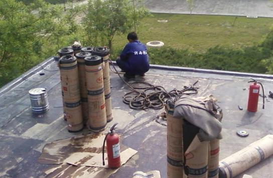 楼顶防水材料