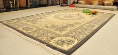 家装铺地毯有哪些好处?