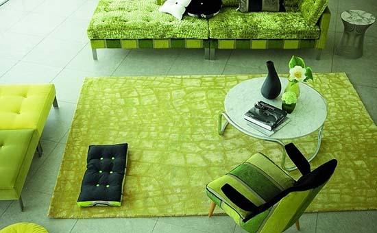 家装铺地毯的好处