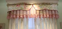 窗帘布料的种类,布艺窗帘介绍!