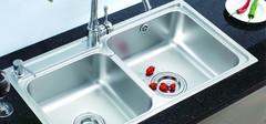三步解决水槽安装问题