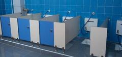 卫生间隔板材料有哪些?又有什么特点?