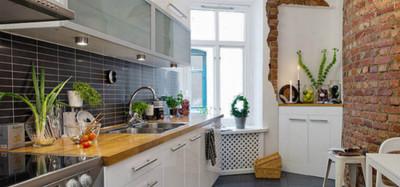 小清新的北歐風格客廳,你喜歡嗎?