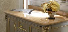 欧式浴室柜是怎么安装的?