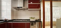 厨房推拉门酒柜一体化,特别厨房装修!