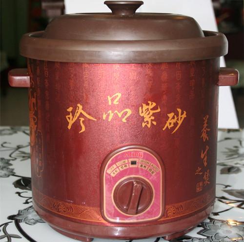 紫砂锅有毒吗