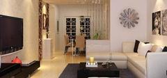 家居客厅装修,最适合的颜色搭配!