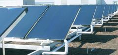 平板太阳能热水器的优势