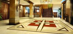 客厅地面装修,瓷砖铺贴注意事项!