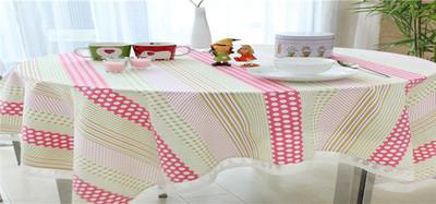 桌布艺术,好好学吧!