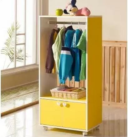 简易衣柜效果图