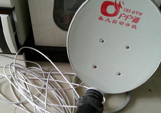 小锅卫星电视接收器优点,使用便利!