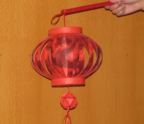 做灯笼的方法