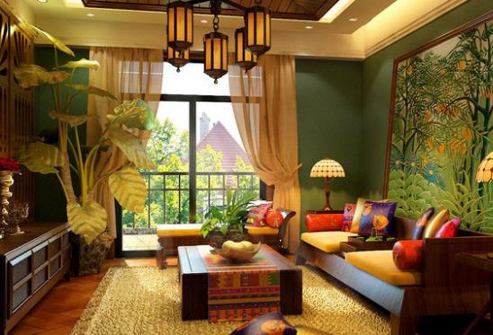 东南亚风格家居