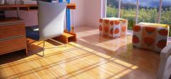 如何正确保养木地板?