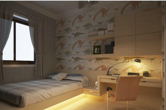 床头柜高度,床头柜