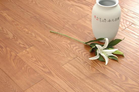 实木地板材质
