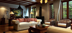 东南亚风格家居,特色室内设计理念!