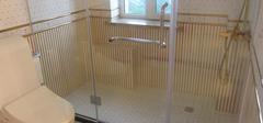 安装卫生间玻璃隔断需要注意什么?