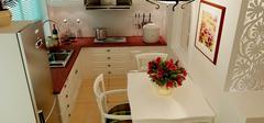 如何装修小户型厨房?
