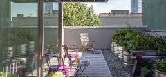 阳台设计需要掌握哪些原则?