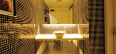 如何清洁保养卫生间马赛克瓷砖?