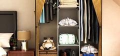 选购布衣柜需要注意什么?