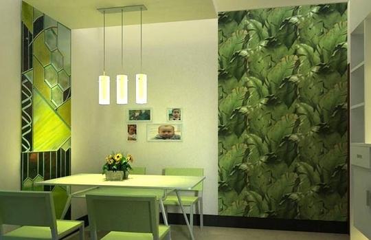 墙壁壁纸装饰