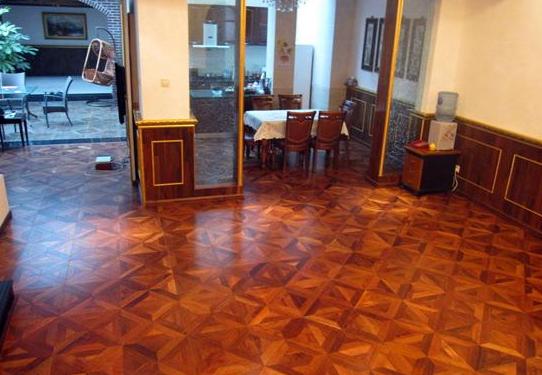 地板清洁方法