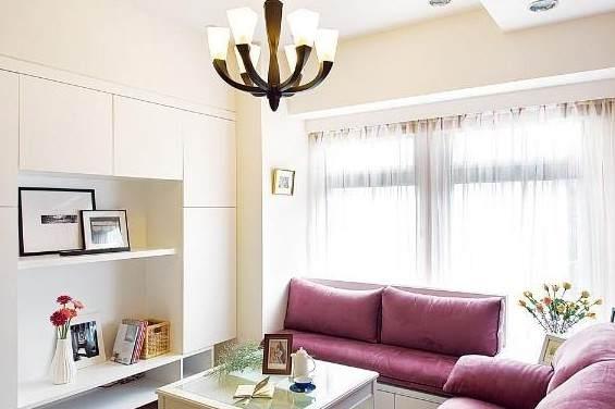 家用客厅吊灯的安装步骤
