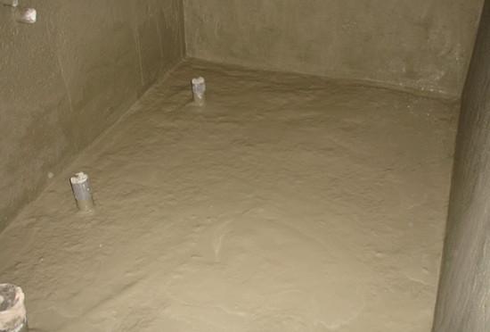 卫生间防水做法