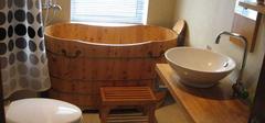 木桶浴缸有哪些优缺点?