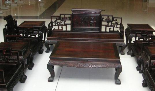 檀木家具,檀木
