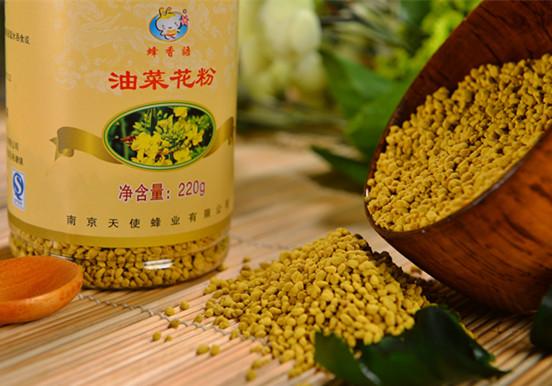 油菜花粉的功效与作用