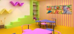 幼儿园装修,孩子们成长天地!