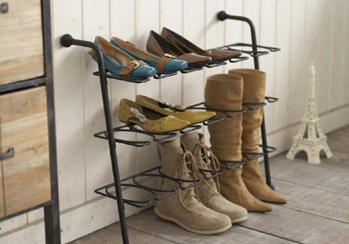 鞋架的挑选窍门有哪些?