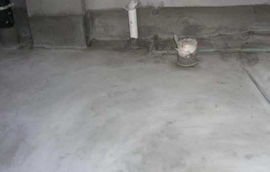 地下室外墙漏水,地下室