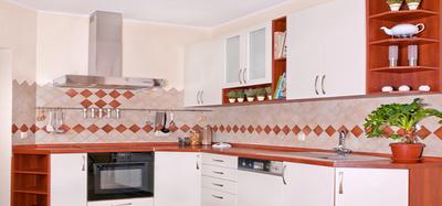 純樸的鄉村風格廚房裝修