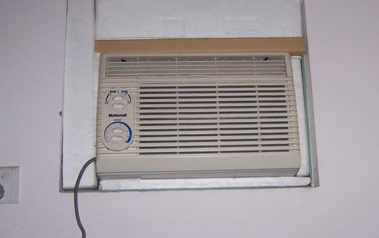 窗式空调,空调