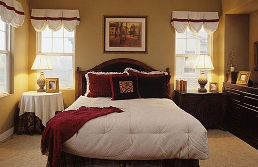 卧室灯具装饰