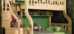 实木子母床的好处有哪些?