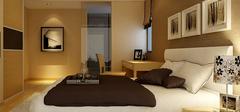 卧室装修,墙面颜色搭配利于睡眠!