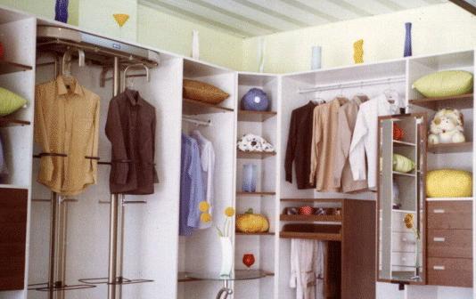 旋转衣柜,衣柜