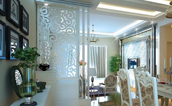 隔断设计,客厅装修