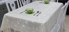 浅析餐桌台布种类与铺设方法