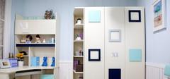 儿童衣柜尺寸的设计分享