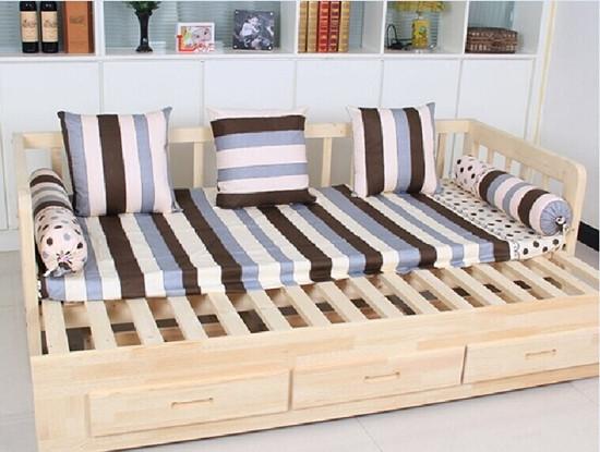 折叠沙发床