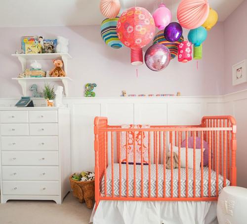 布置婴儿房