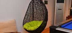 如何选购与保养吊椅?